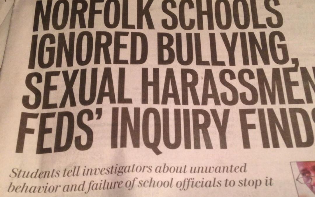 Recent Headlines Expose Disparities in Virginia Schools